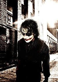 Cosplay-Cover: Joker (Dark Knight)