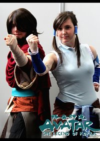Cosplay-Cover: Avatar Wan (Die Legende von Aang / Korra - Avatar)