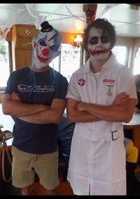 Cosplay-Cover: Joker - Nurse
