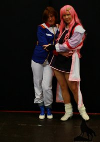 Cosplay-Cover: Lacus Clyne
