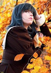 Cosplay-Cover: Mayumi Thyme (Herbst-Winteruniform)