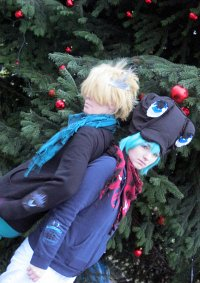 Cosplay-Cover: Fran [Vongola Christmas Party]