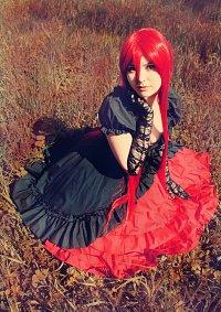 Cosplay-Cover: Red'n'Black