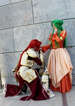 Cosplay-Cover: Titania (Radiant Dawn)