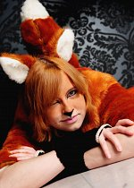Cosplay-Cover: Fuchs