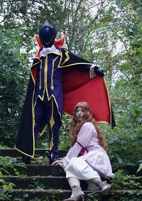 Cosplay-Cover: Nunnally Lamperouge