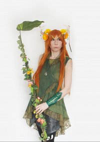 Cosplay-Cover: Keyleth