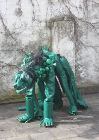 Cosplay-Cover: Envy Monsterform