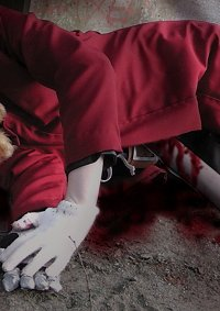 Cosplay-Cover: Edward Elric - Briggs (Wintermantel)