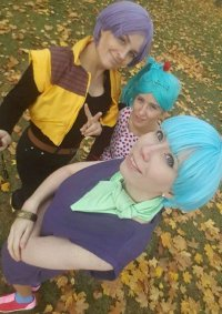 Cosplay-Cover: Bulma (Battle of gods Movie)