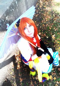 Cosplay-Cover: Kagura (Forever Yorozuya Movie)