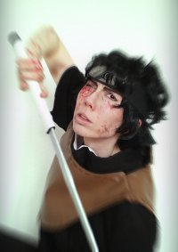 Cosplay-Cover: Shisui Uchiha