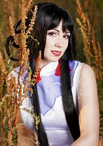 Cosplay-Cover: Yuuko (Clamp in 3D-Land)
