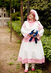 Cosplay-Cover: Kobato (Clamp in 3D Land)