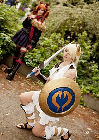 Cosplay-Cover: Sophitia