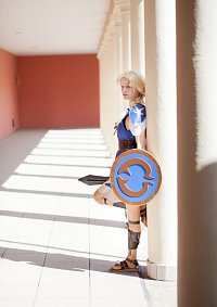 Cosplay-Cover: Sophitia Version 2