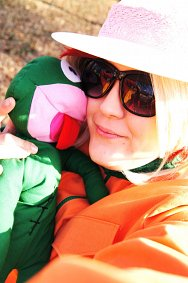 Cosplay-Cover: Kyle Broflovski ♡ [BritneySpears/Season12]