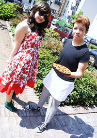 Cosplay-Cover: Ned (Pushing Daisies)