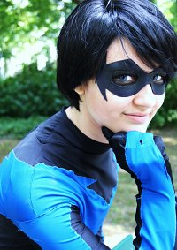 "Cosplay-Cover: Nightwing [Richard ""Dick"" Grayson]"