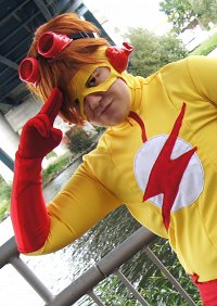 Cosplay-Cover: Kid Flash
