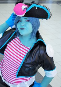 Cosplay-Cover: Poseidon ♡ [Olympus Overdrive]