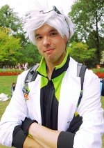 Cosplay-Cover: Prof. Willow
