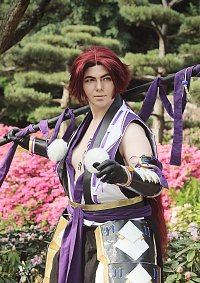 Cosplay-Cover: Tonbokiri (Front Lines)