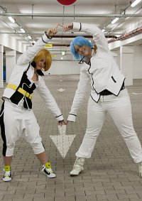 Cosplay-Cover: Amu (.5 | Point Five) - Band Outfit