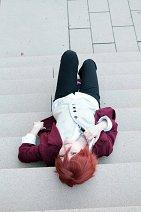 Cosplay-Cover: Yata Misaki [Schooluniform]
