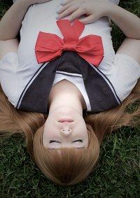 Cosplay-Cover: Fuwa Aika - Sommeruniform