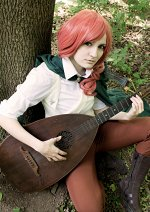 Cosplay-Cover: Kvothe [The Name of the Wind]