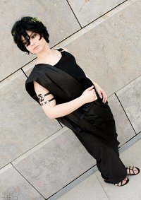 Cosplay-Cover: Nico di Angelo [Toga]