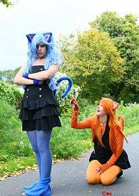 Cosplay-Cover: Neko • orange •