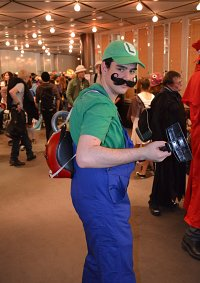 Cosplay-Cover: Luigi (  Luigis Mansion )