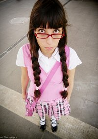 Cosplay-Cover: Pink School Girl :3