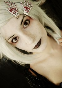 Cosplay-Cover: Shironuri in BlacK ~