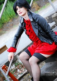 Cosplay-Cover: Nana Osaki [Red dress]