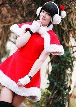Cosplay-Cover: Chizuru Yukimura • 雪村 千鶴 • [Christmas]