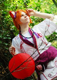 Cosplay-Cover: Yuuta Aoi • [Ghostly Fox]