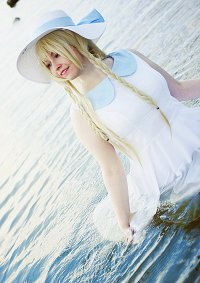 Cosplay-Cover: Lillie • [Sun & Moon]