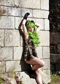 Cosplay-Cover: Cham Cham (Version 2011)
