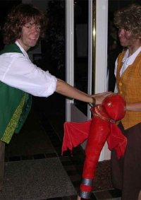 Cosplay-Cover: Pippin (Partyoutfit)