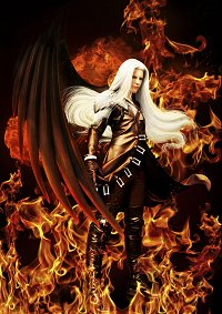 Cosplay-Cover: Sephiroth