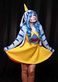 Cosplay-Cover: Gabumon Gijinka