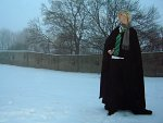 Cosplay-Cover: Draco Malfoy (Winter)