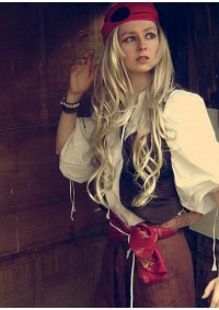 Cosplay-Cover: Piratin Sheela