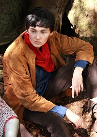 Cosplay-Cover: Merlin (Merlin BBC)