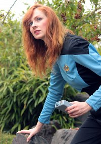 Cosplay-Cover: Dr. Beverly Crusher