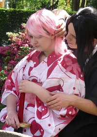 Cosplay-Cover: Itachi/Bleach mix...dingens