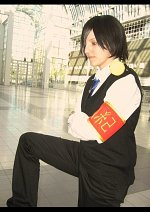 Cosplay-Cover: Kyoya Hibari [2nd School Uniform]